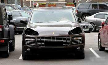 Защита фар от кражи - надежная преграда для авто-воров